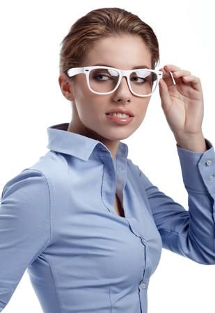 Beautiful businesswoman photo