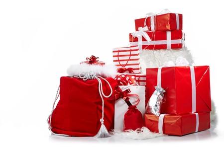christmas gifts Stock Photo - 7946346