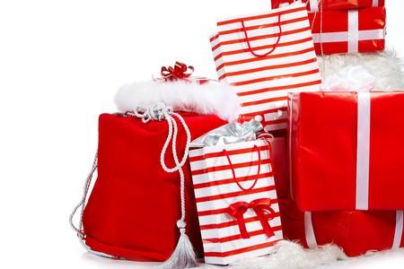 christmas gifts Stock Photo - 7946344