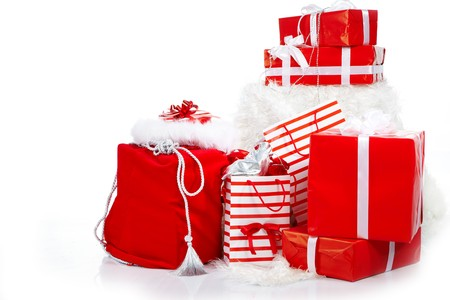 christmas gifts  Stock Photo - 7946451