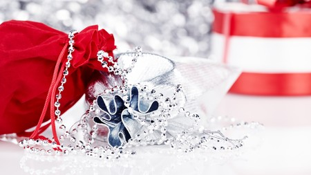 christmas gifts , macro shoot Stock Photo - 7946640