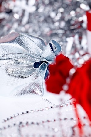 christmas gifts , macro shoot Stock Photo - 8063306
