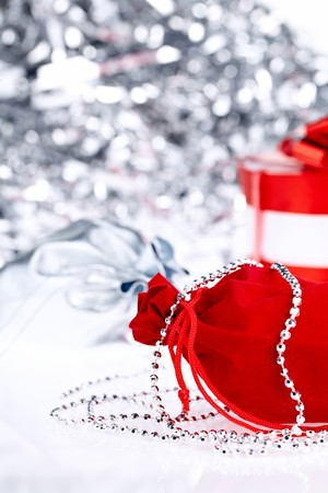 christmas gifts , macro shoot photo