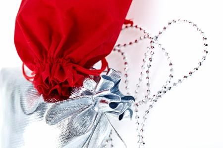christmas gifts , macro shoot Stock Photo - 8063303