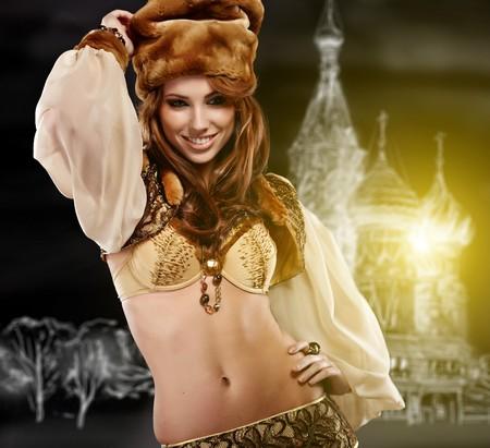 Russian dancing queen photo