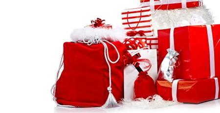 christmas gifts  Stock Photo - 8261915