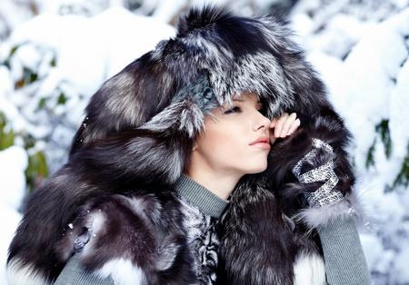 The winter Queen photo