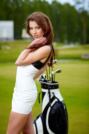 health club: Golf Player