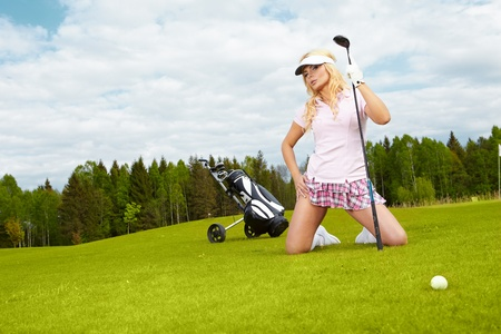 womans: Womans Golf