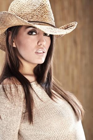 barn girls: Beautiful Sexy  Cowgirl