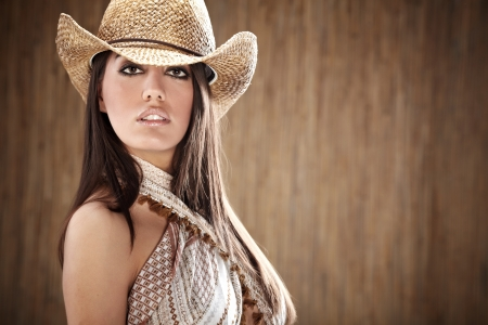 cowgirl and cowboy: Beautiful Sexy  Cowgirl