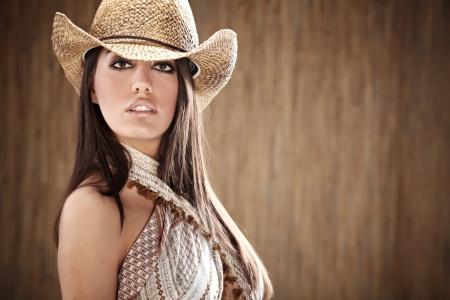sexy cowgirl: Beautiful Sexy  Cowgirl