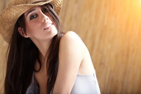 cowgirl: Beautiful Sexy  Cowgirl