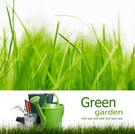 gardening tool: Gardening  board concept