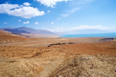 Landscape, kora around of the mount Kailas Stock Photo - 13844285