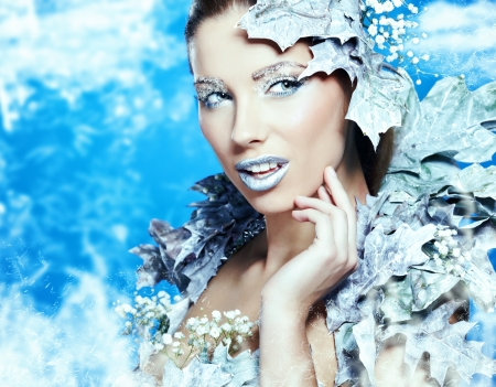 Winter Queen  photo