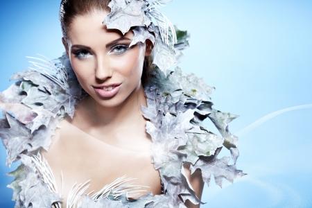 Winter Queen Stock Photo - 16168327