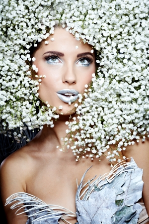 snow queen  photo