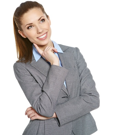 Young businesswoman Stock Photo - 17751353