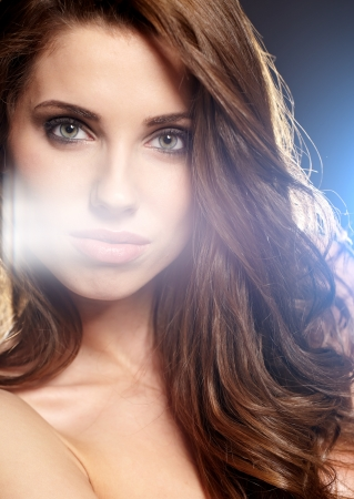 felicity: Beautiful Romantic Woman portrait