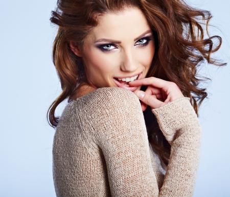 mujer sexy: Retrato de mujer sexy