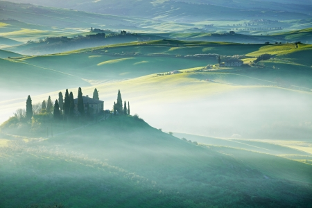 Tuscany, Italy - Landscape  photo