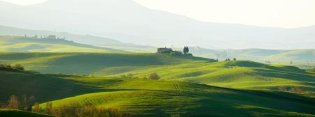 non urban: Picturesque Tuscany landscape