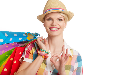 compras compulsivas: La mujer y el �xito del verano de compras