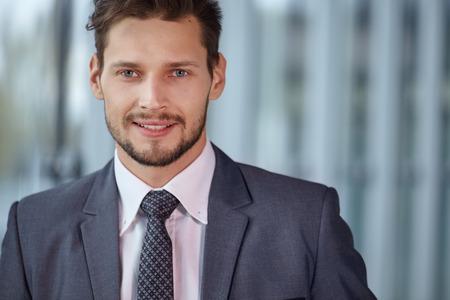 iş adamı: Businessman portrait