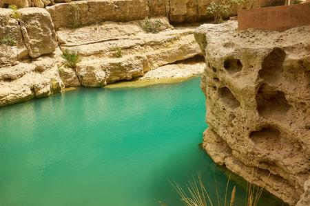 oman: Turquoise Canyon, Oman