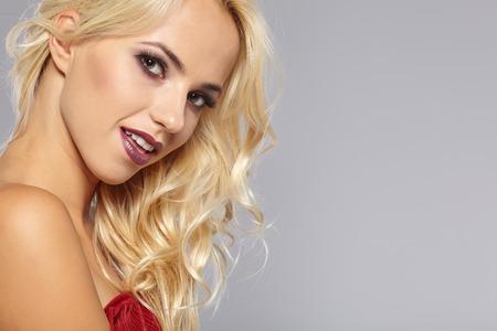 fille sexy: Portrait de femme sexy  Banque d'images