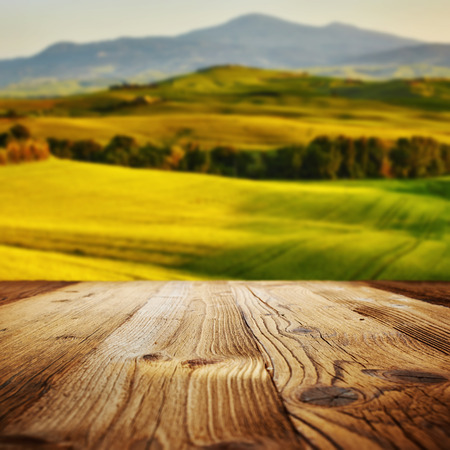 textured backgrounds: wood textured backgrounds on the tuscany landscape