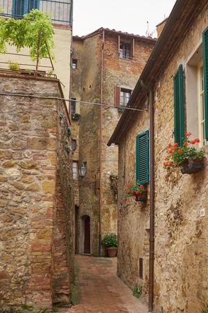 typical: Typical italian narrow street