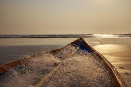 bali beach: Tropical sunset on the  Bali beach