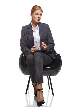 Business woman portrait Stok Fotoğraf - 87435894