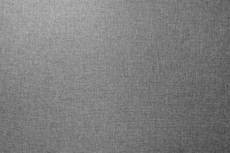 grey linen textile texture background Stock Photo