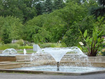 garden fountain: Garden Fountain