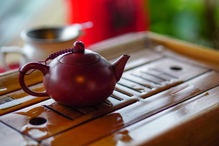 the old teapot in jiufen