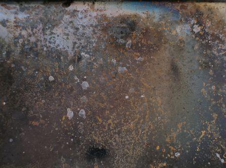 rust red: Fondo oxidado del grunge del metal Foto de archivo