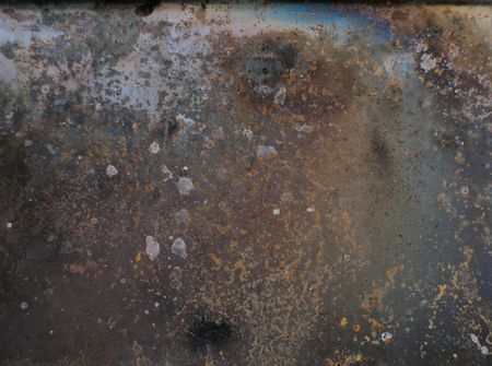 rusted: Metal grunge rusty background