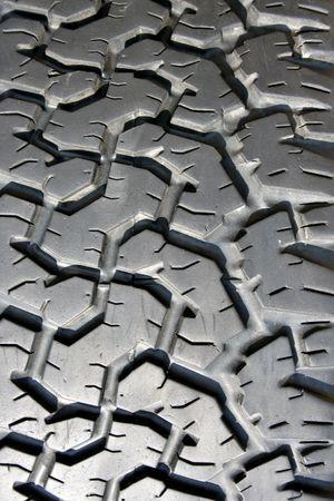 camion de basura: Neum�tico de cami�n de fondo textura close-up