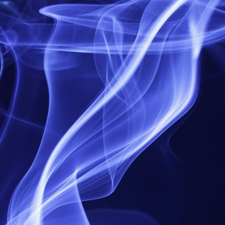smolder: Blue tobacco smoke, may be used as background