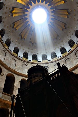 Church of the Holy Sepulchre, Jerusalem, Israel Stock Photo - 4948328