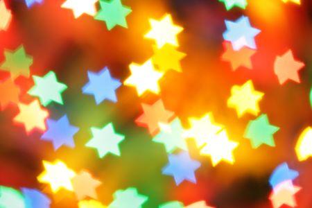 illumination: Iluminaci�n de coloridos de vacaciones fuera de foco, puede ser utilizado como fondo