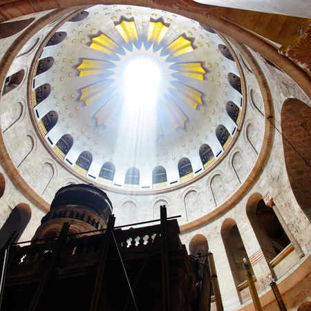 church of the holy sepulchre: Church of the Holy Sepulchre, Jerusalem, Israel