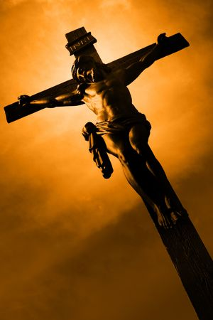 inri: The Crucifixion - The Jesus on the cross
