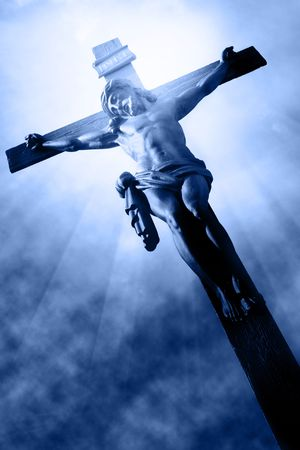 The Crucifixion - The Jesus on the cross photo
