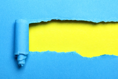 Colorful paper background with space for your text photo
