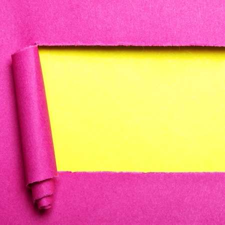 Colorful paper background with space for your text Standard-Bild