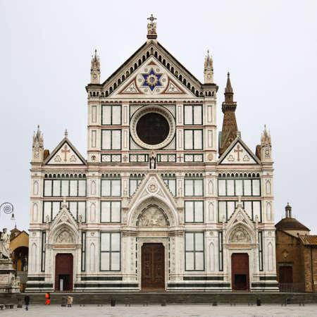 Basilica of Santa Croce (Basilica of the Holy Cross), Florence photo